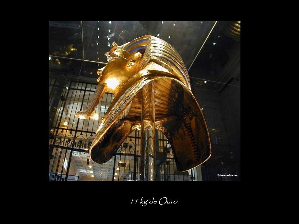 11 kg de Ouro