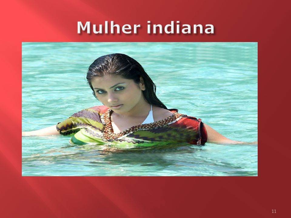 Mulher indiana