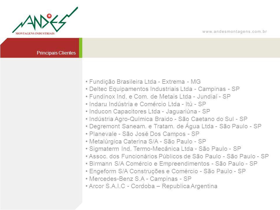 • Fundição Brasileira Ltda - Extrema - MG