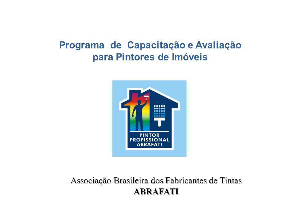Programa de Capacitação e Avaliação para Pintores de Imóveis