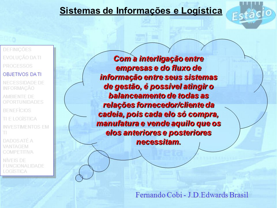 Fernando Cobi - J.D.Edwards Brasil