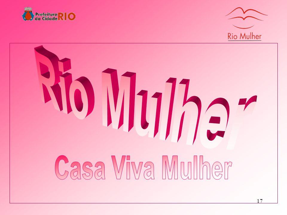 Rio Mulher Casa Viva Mulher
