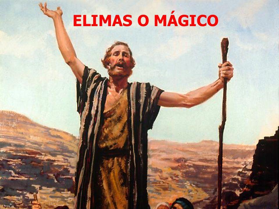 ELIMAS O MÁGICO