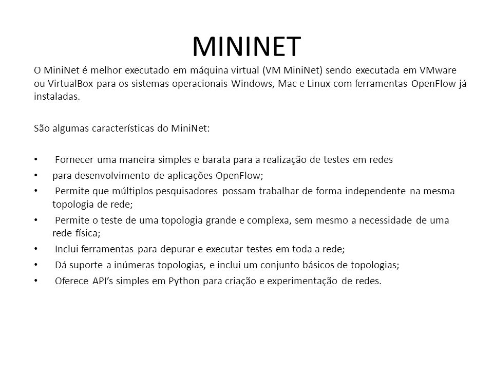 MININET