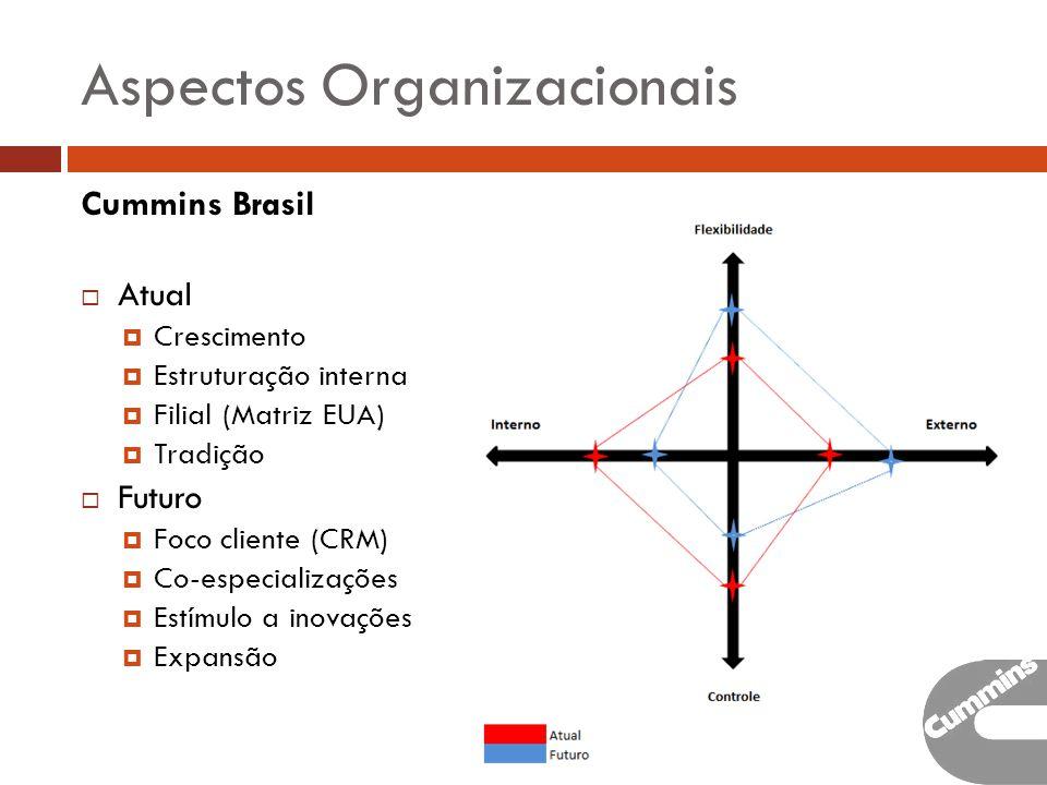 Aspectos Organizacionais
