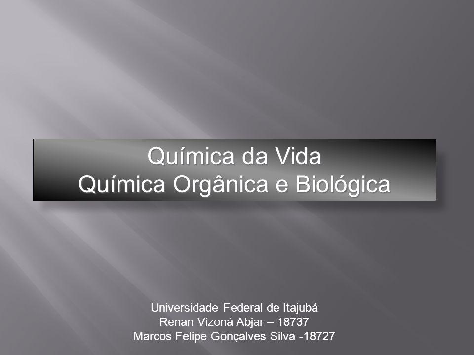 Química Orgânica e Biológica