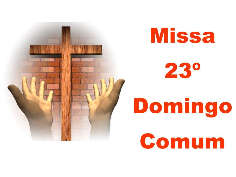 Missa 23º Domingo Comum
