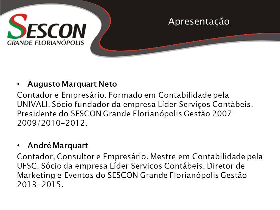 Apresentação Augusto Marquart Neto