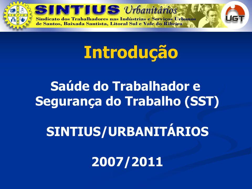 SINTIUS/URBANITÁRIOS