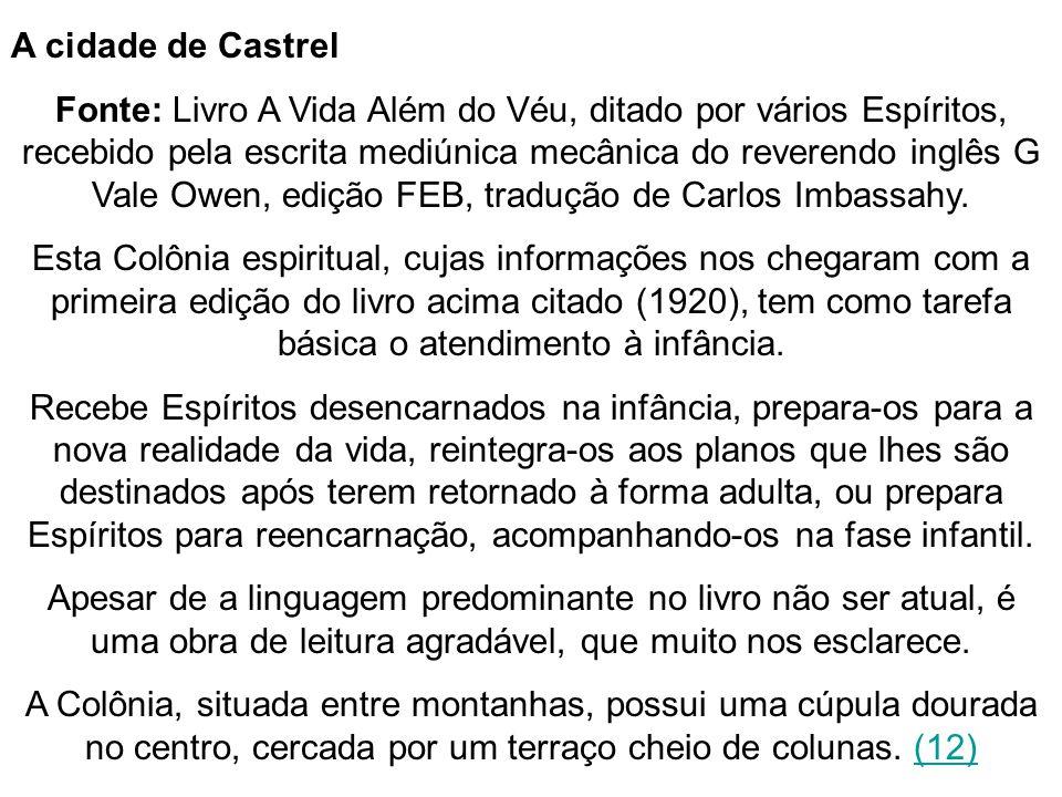 A cidade de Castrel