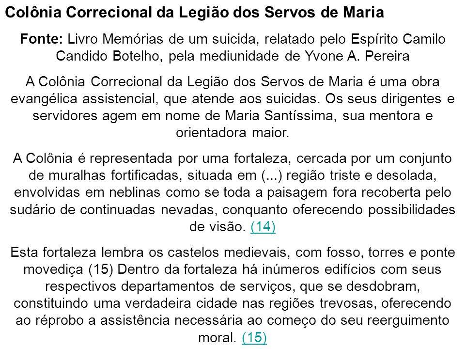Colônia Correcional da Legião dos Servos de Maria