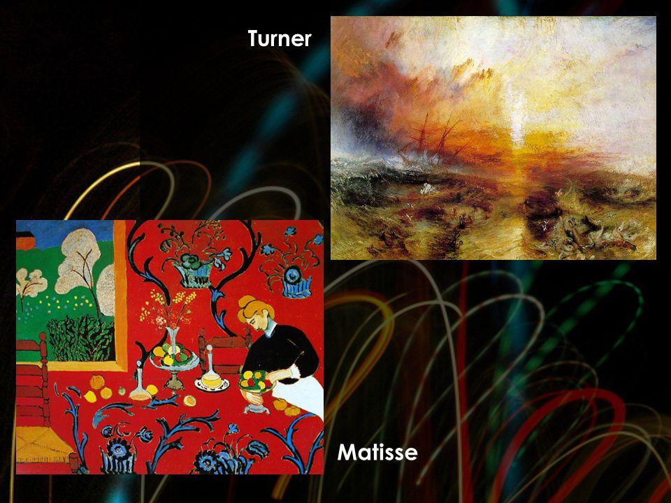 Turner Matisse