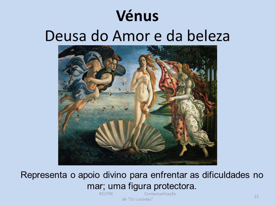 Vénus Deusa do Amor e da beleza