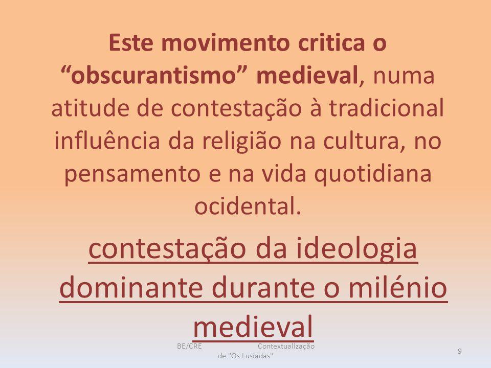 contestação da ideologia dominante durante o milénio medieval