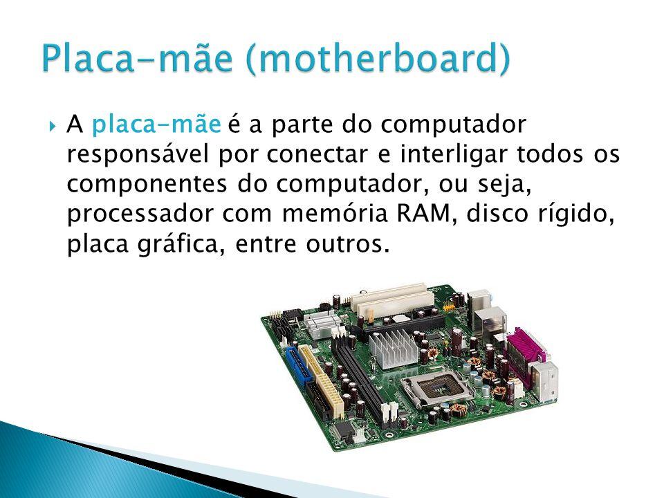 Placa-mãe (motherboard)