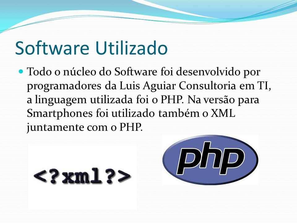 Software Utilizado