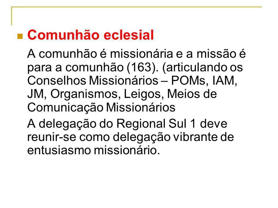 Comunhão eclesial