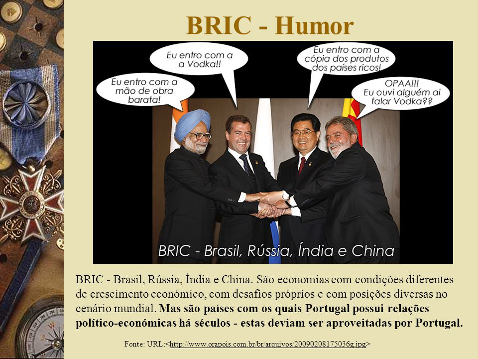 BRIC - Humor