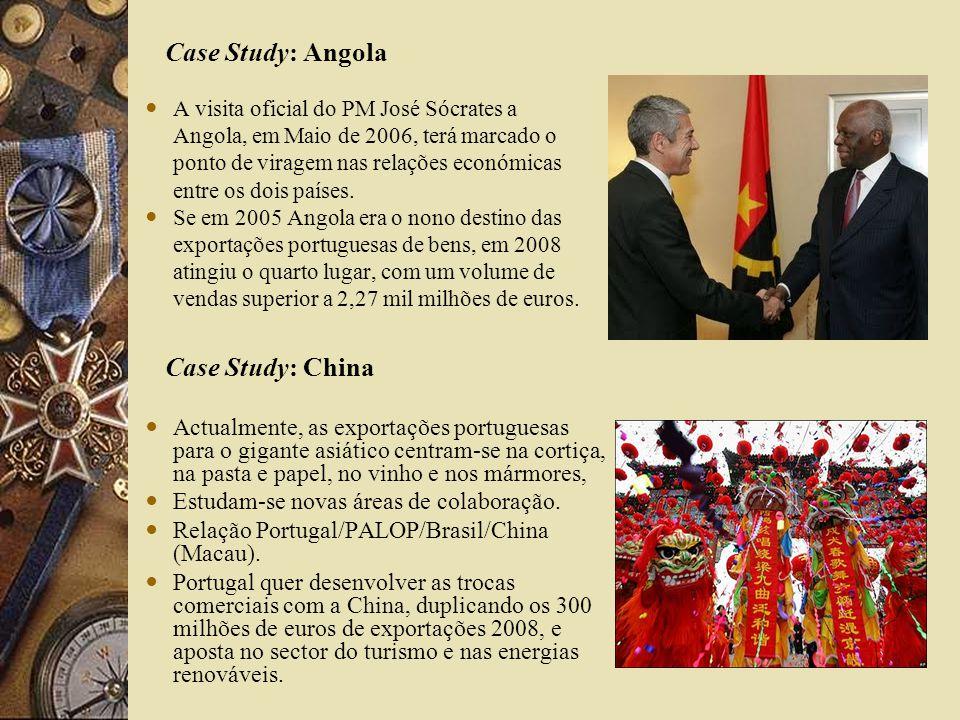 Case Study: Angola Case Study: China