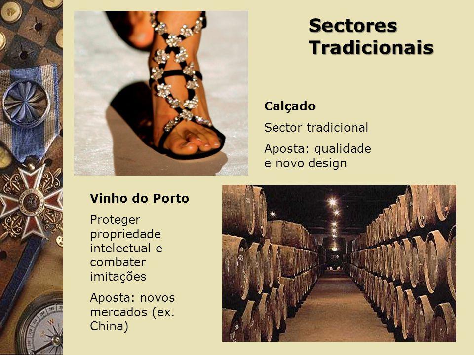 Sectores Tradicionais