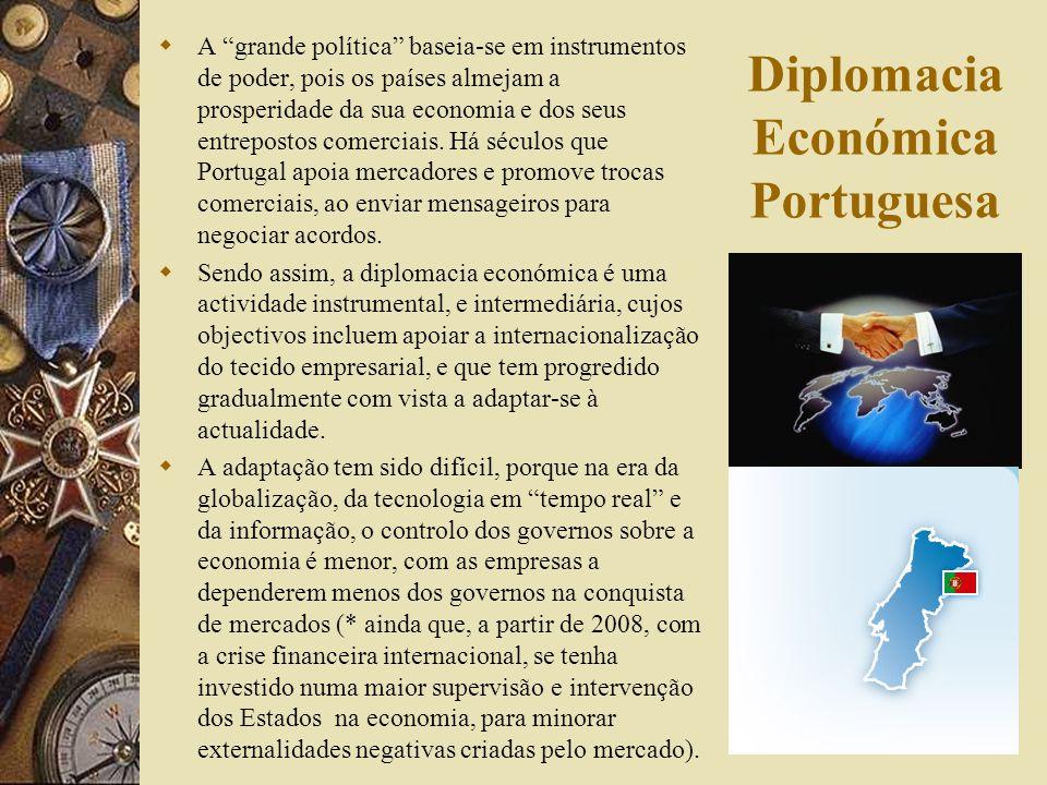 Diplomacia Económica Portuguesa