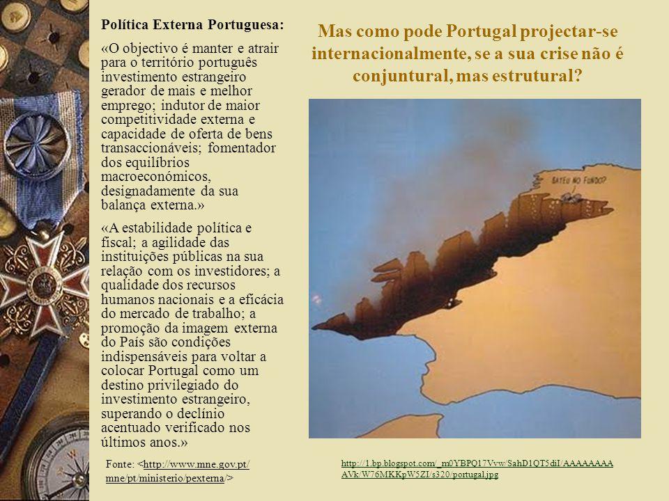 Política Externa Portuguesa: