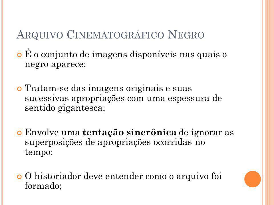 Arquivo Cinematográfico Negro