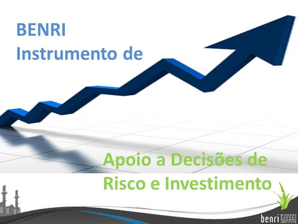 BENRI Instrumento de Apoio a Decisões de Risco e Investimento