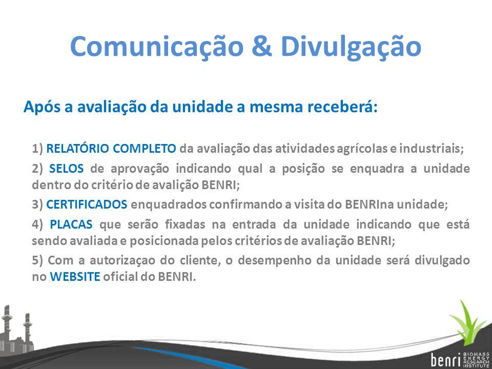 Comunicação & Divulgação