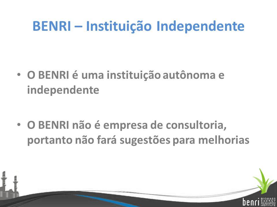 BENRI – Instituição Independente