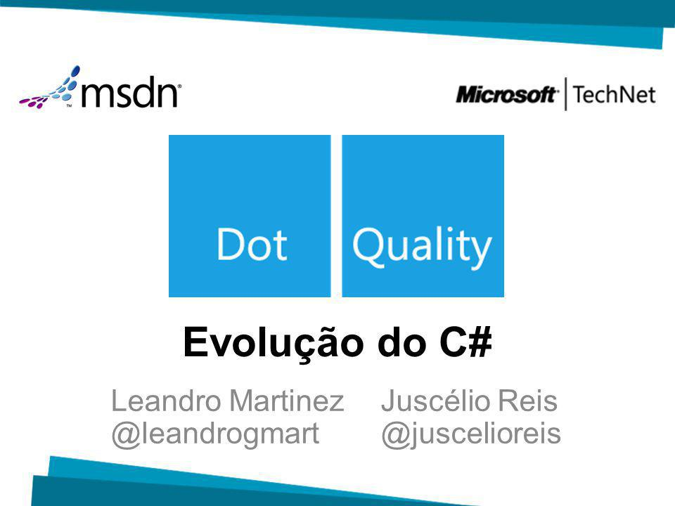 Leandro Martinez Juscélio Reis @leandrogmart @juscelioreis