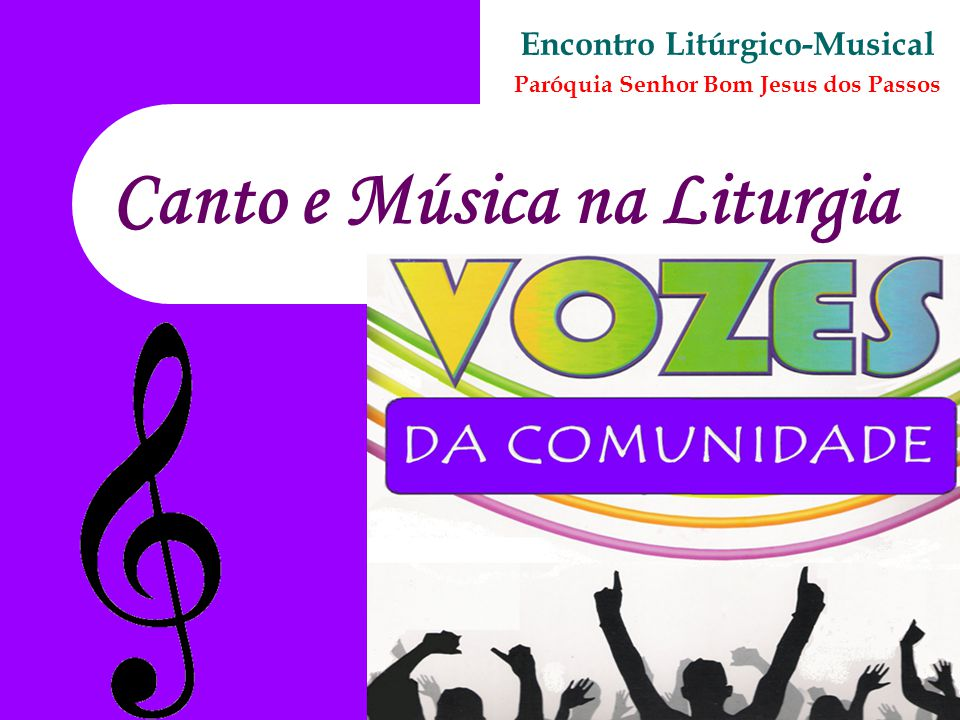 Canto e Música na Liturgia