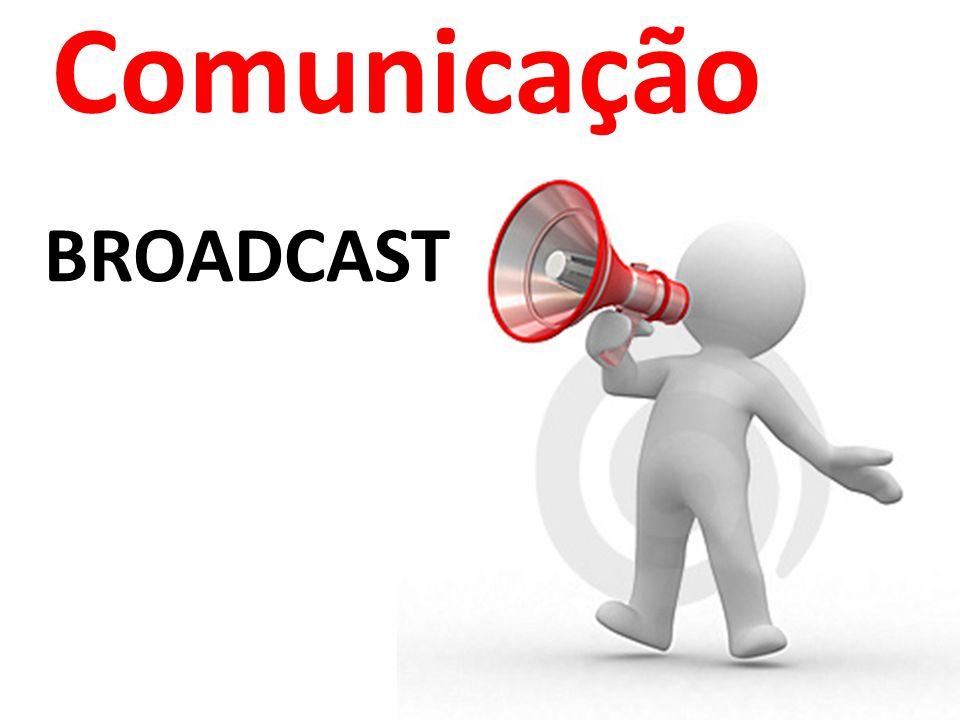Comunicação BROADCAST
