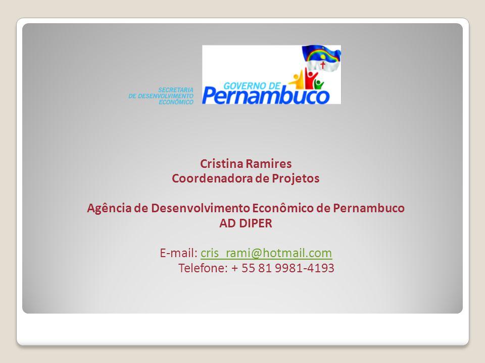Coordenadora de Projetos