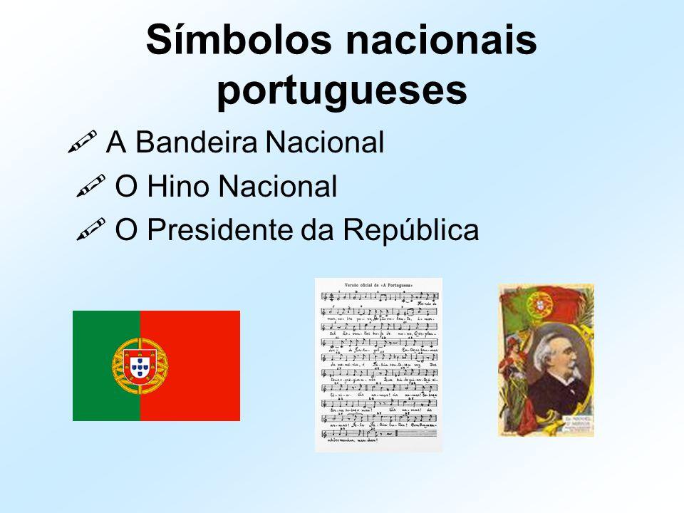 Símbolos nacionais portugueses