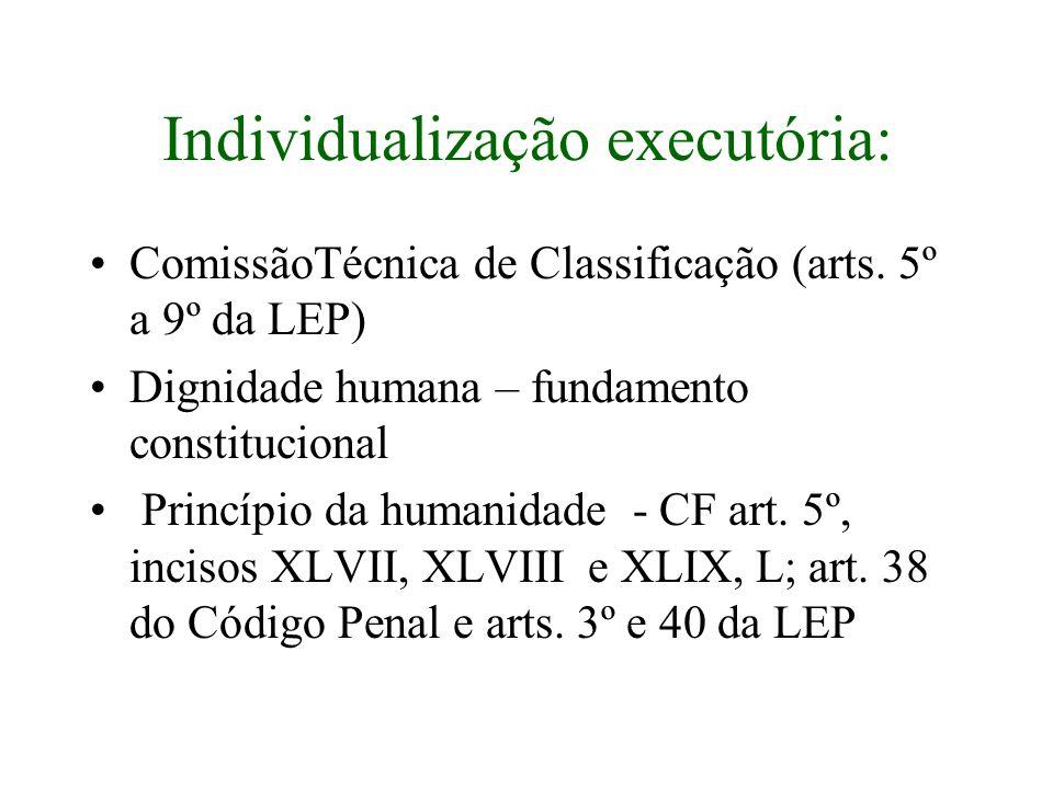 Individualização executória: