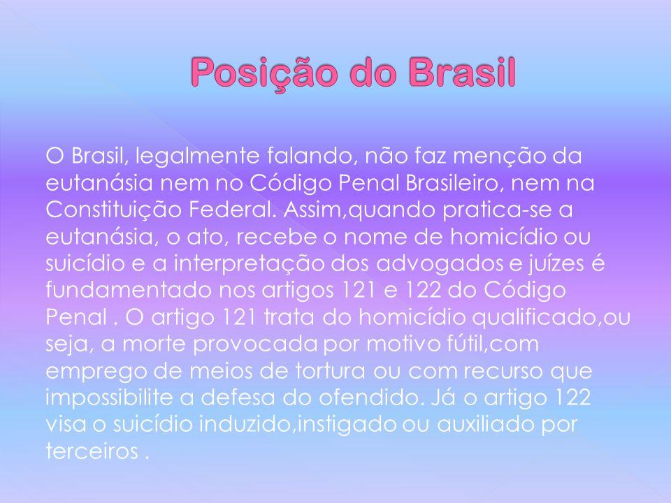 Posição do Brasil