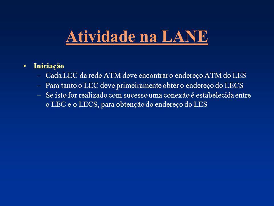 Atividade na LANE Iniciação
