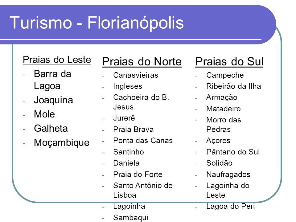 Turismo - Florianópolis