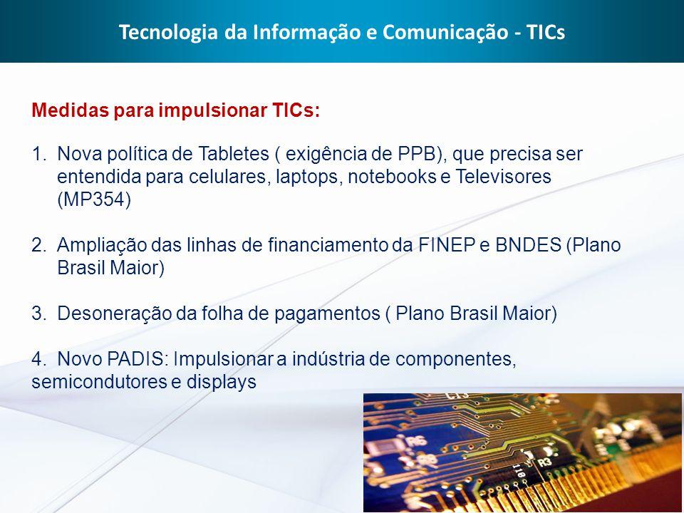 Tecnologia da Informação e Comunicação - TICs