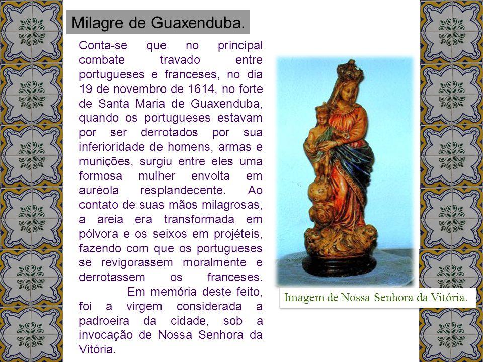 Milagre de Guaxenduba.