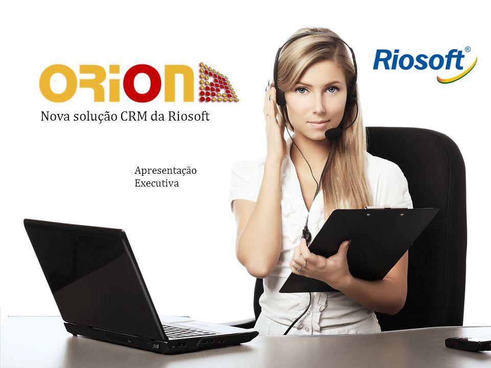Nova solução CRM da Riosoft