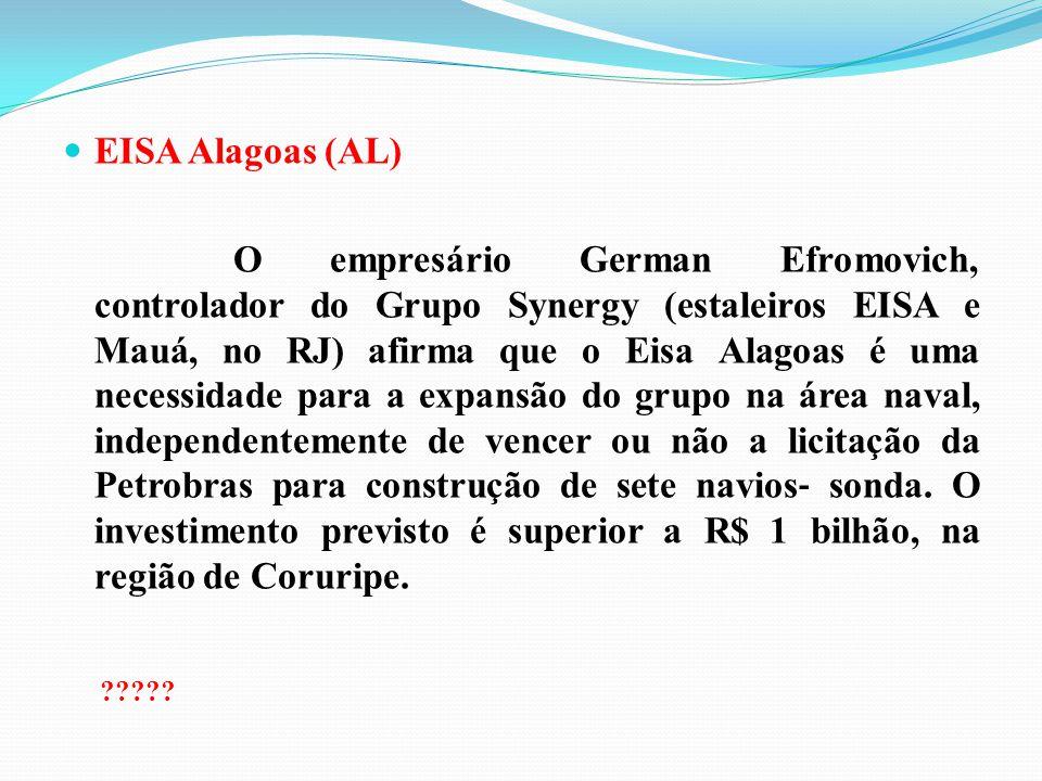 EISA Alagoas (AL)