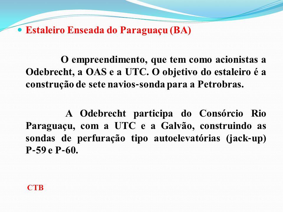 Estaleiro Enseada do Paraguaçu (BA)