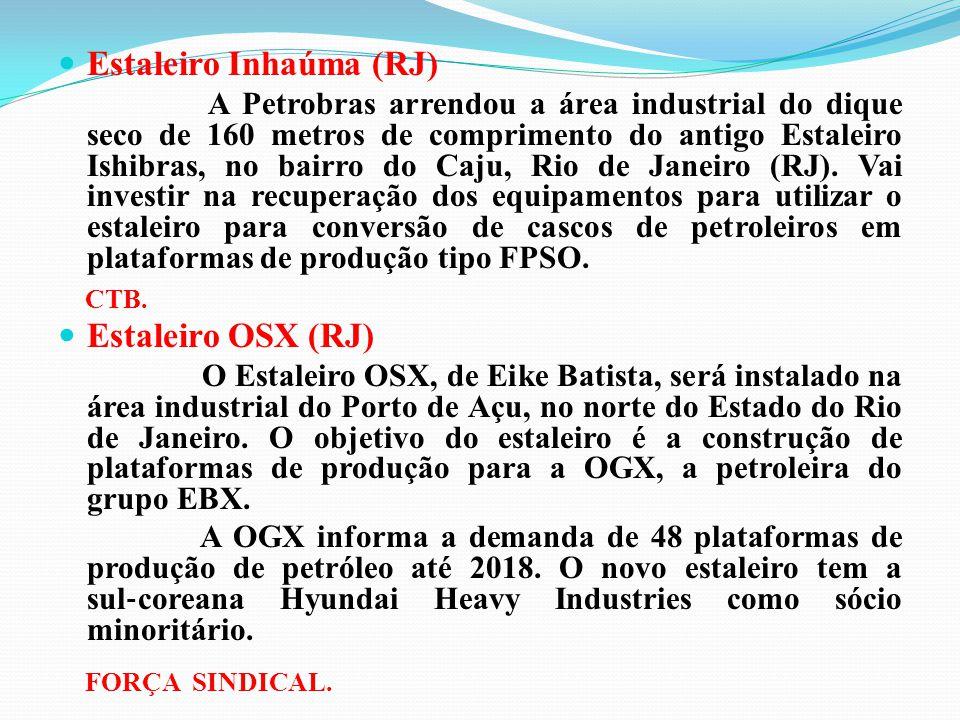 Estaleiro Inhaúma (RJ)