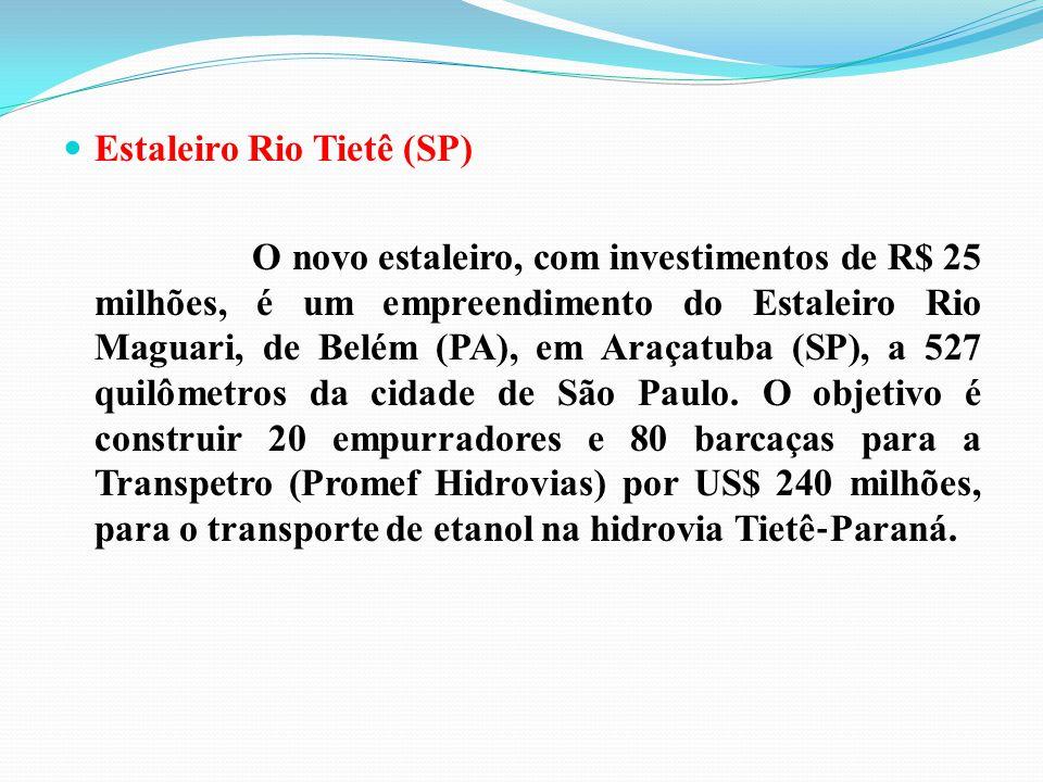 Estaleiro Rio Tietê (SP)