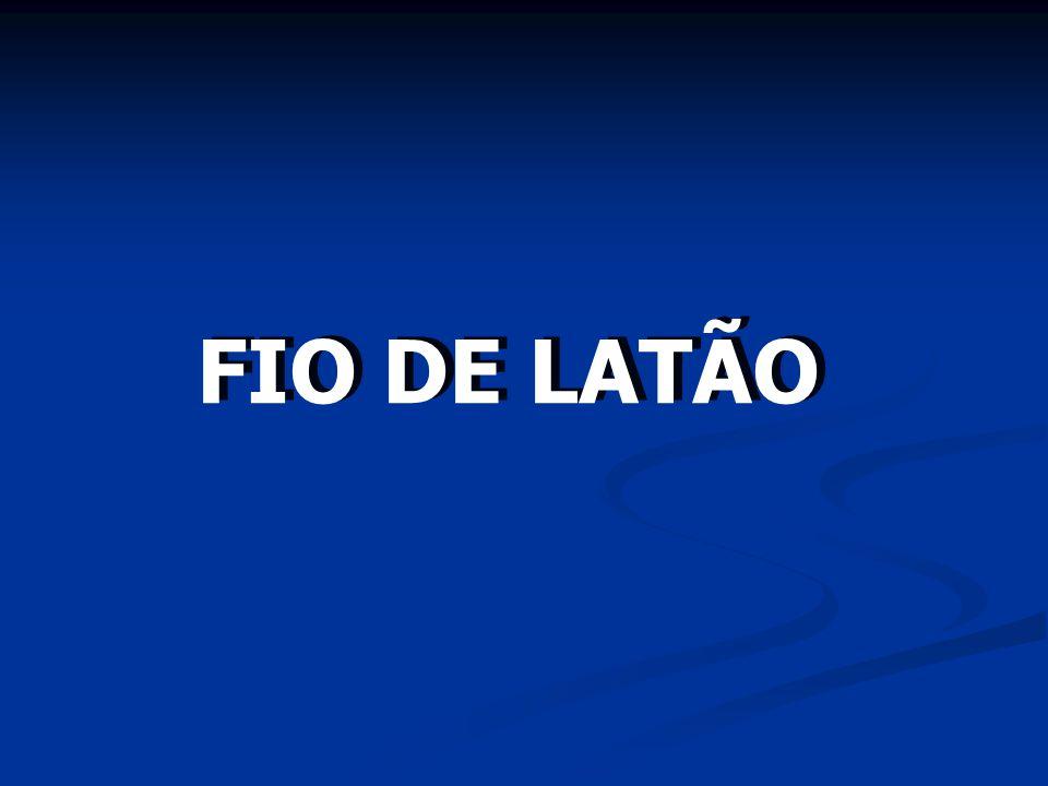 FIO DE LATÃO