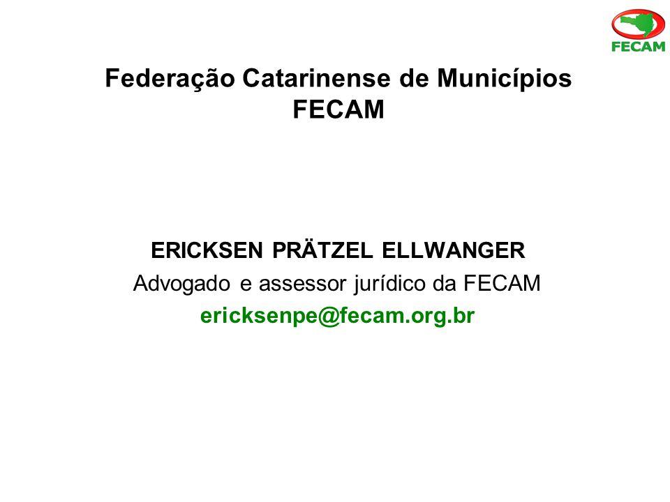 Federação Catarinense de Municípios FECAM