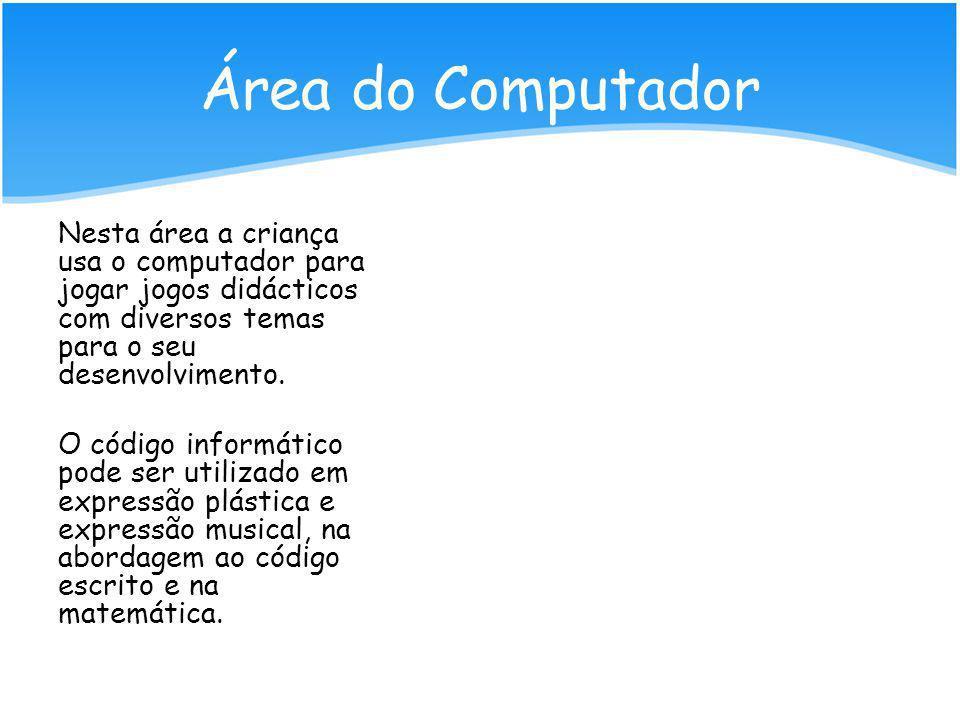 Área do Computador