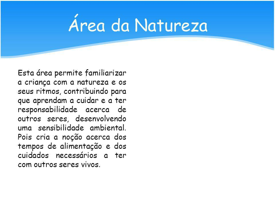 Área da Natureza
